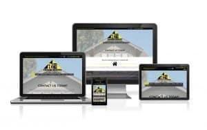 Ridgeline Exteriors on Desktop, Tablets and Mobile